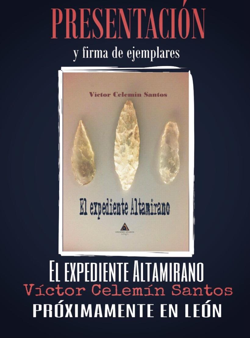 Imagen del cartel de la presentación de